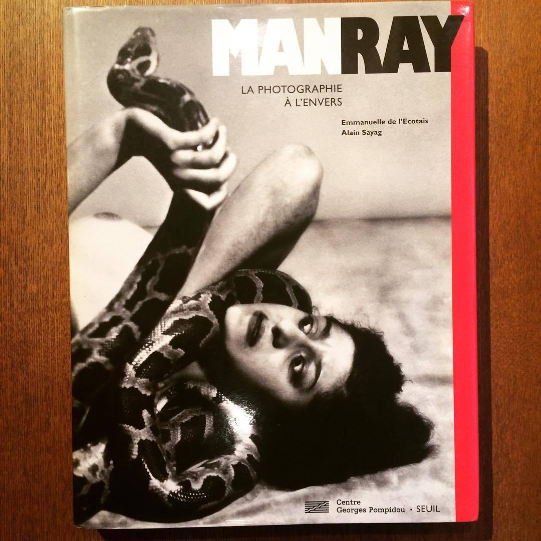 マン・レイ写真集「MAN RAY: La photographie à l'envers」 - 画像1