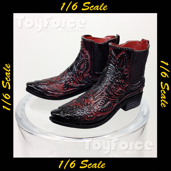 【02850】 1/6 DAMToys GK11 ブーツ