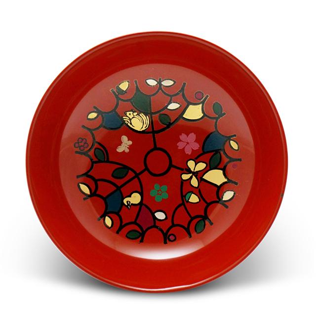 手塩皿 いのちのワルツ 作品3(50)