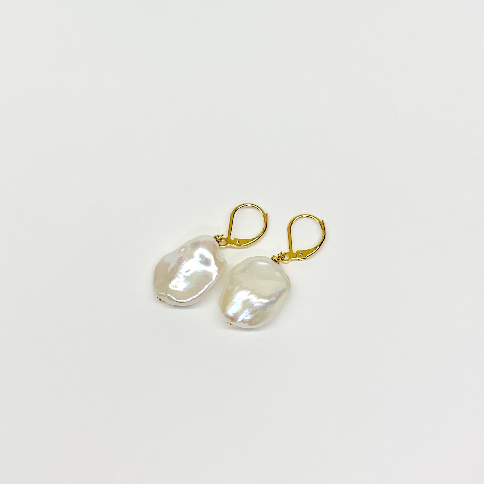 ~ one of you ~ バロックパール ピアス