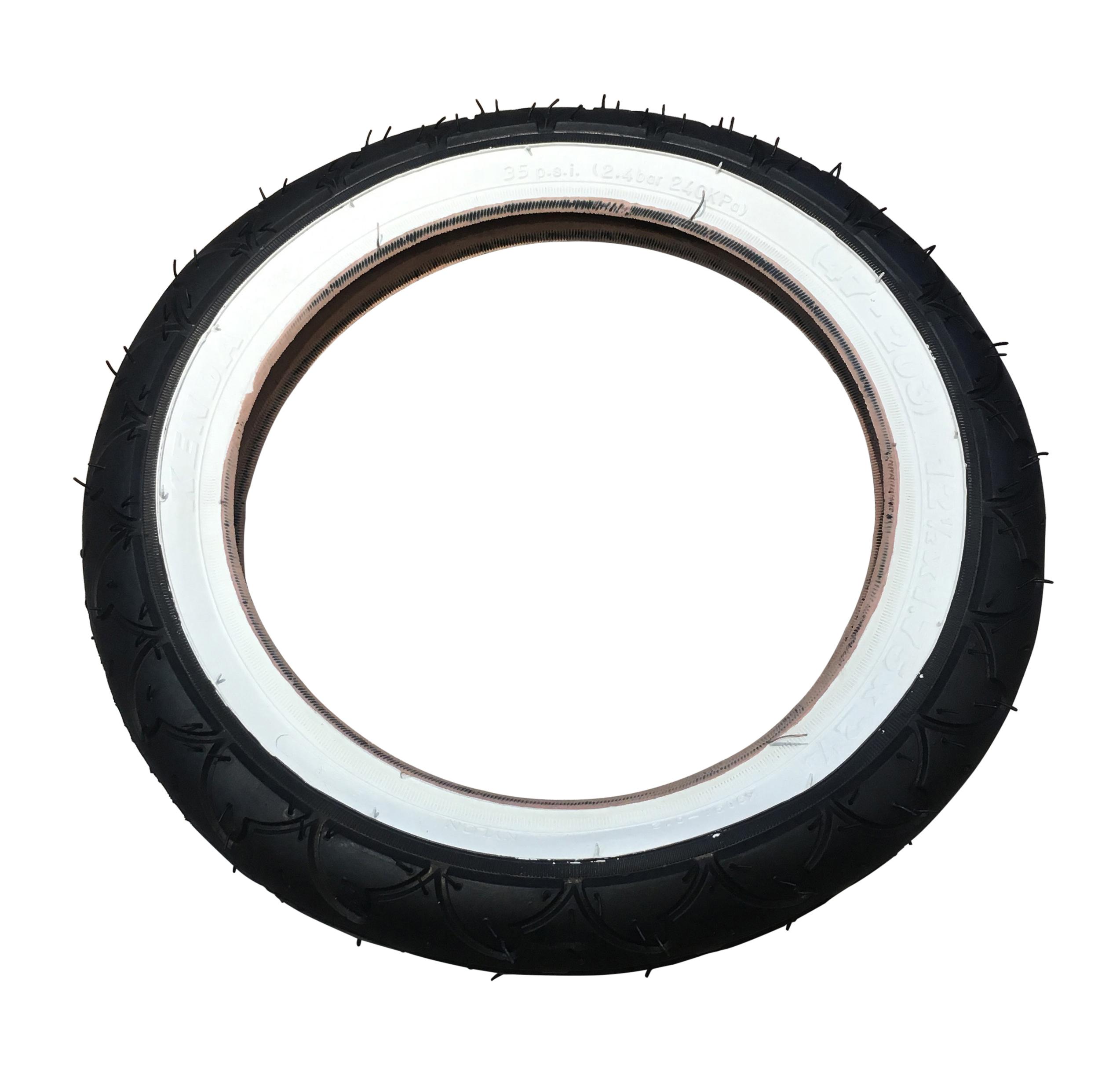 """【タイヤ】Phil&teds 12"""" tire フィルアンドテッズ 12インチタイヤ(チューブなし)×1"""