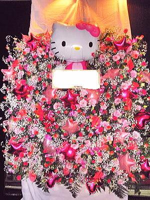FlowerWall03 装飾花
