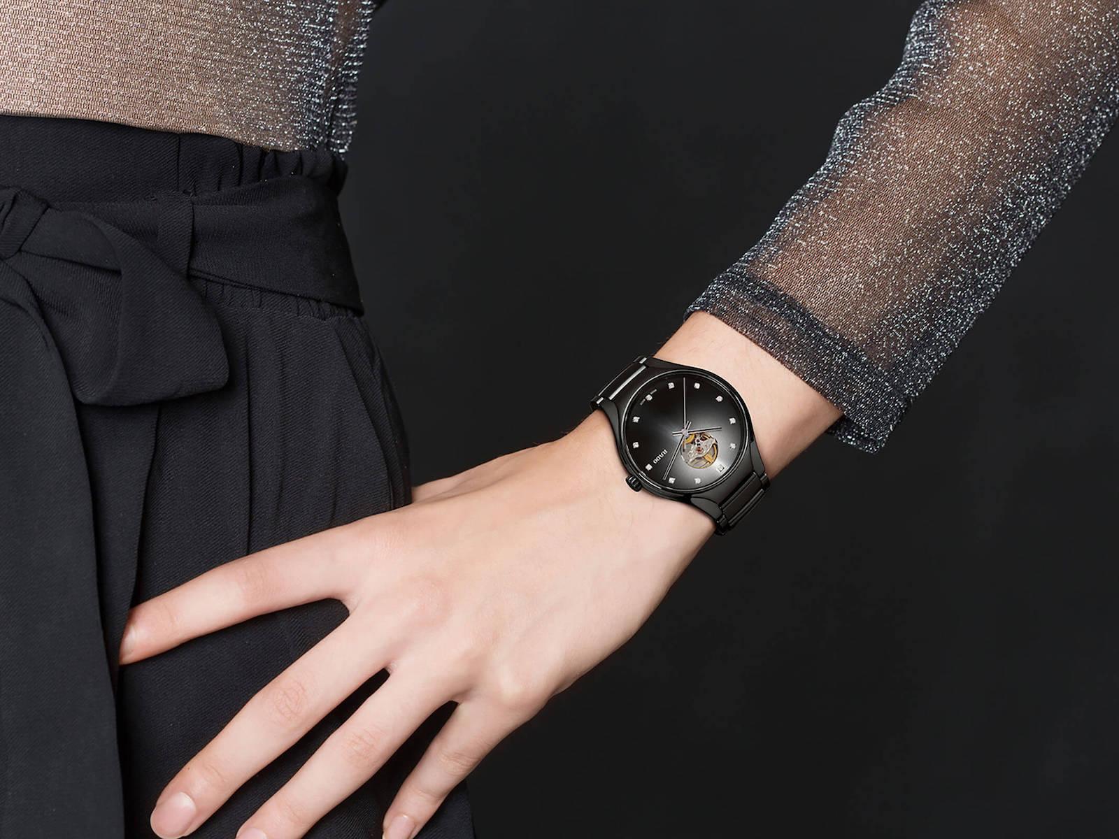 【RADO ラドー】True Secret Diamondsトゥルーシークレットダイヤモンズ(ブラック)/正規輸入品
