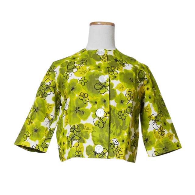 ≪USED≫ノーカラーショートジャケット