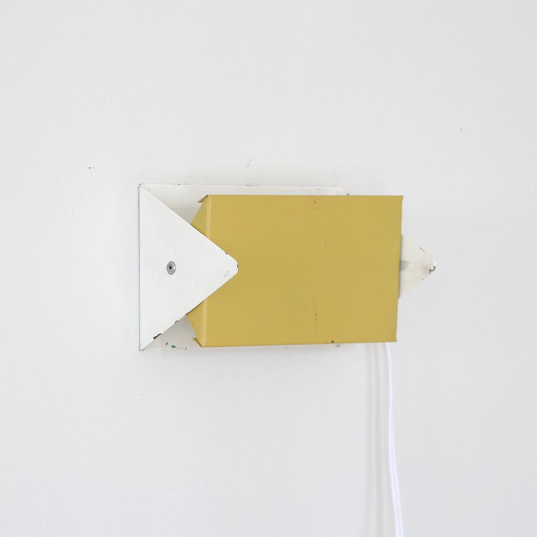 Bracket lamp / J.J.M Hoogervorst for ANVIA
