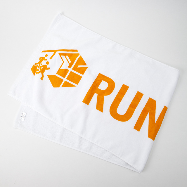 RUN伴公式スポーツタオル