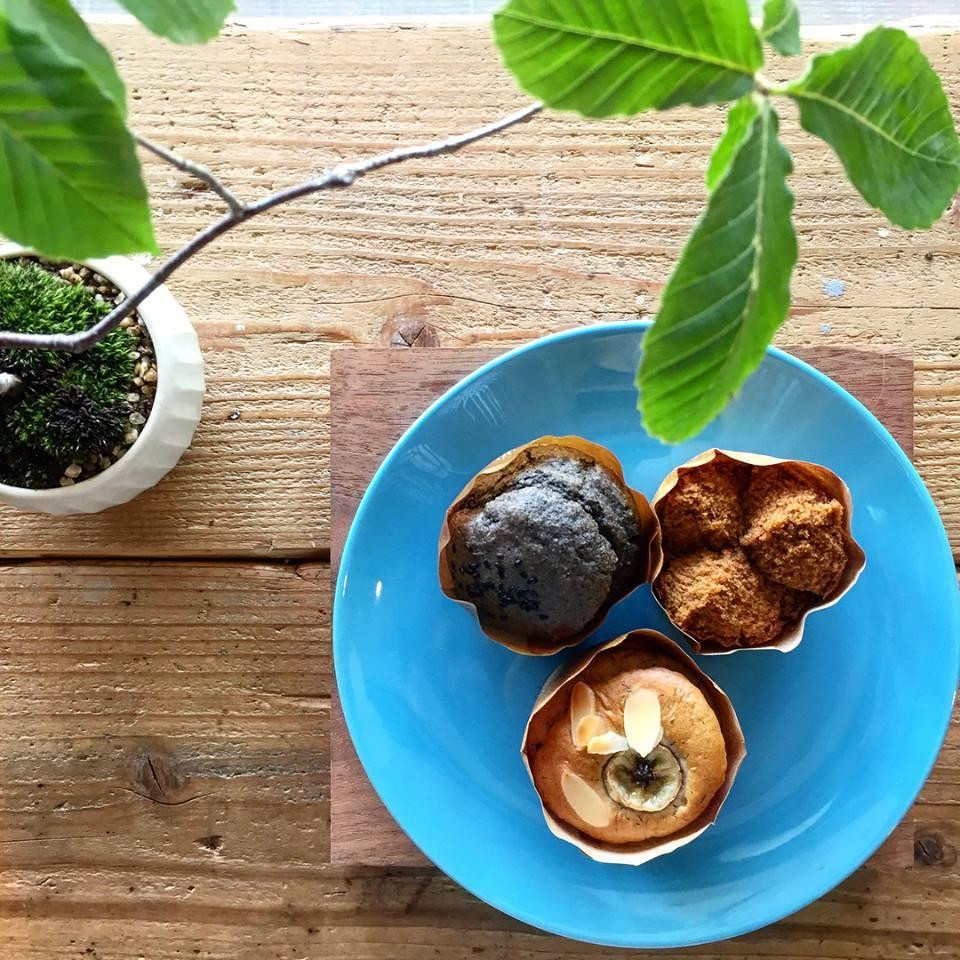 【常温・本州限定】グルテンフリー・米粉のカップケーキ3種×2個set