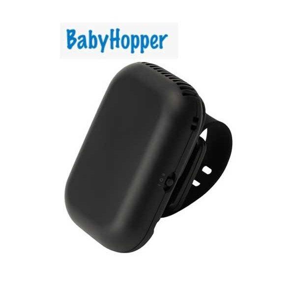 BabyHopper ベビーホッパー  ベビーカー&ベビーキャリア用ポータブル扇風機 熱中症防止