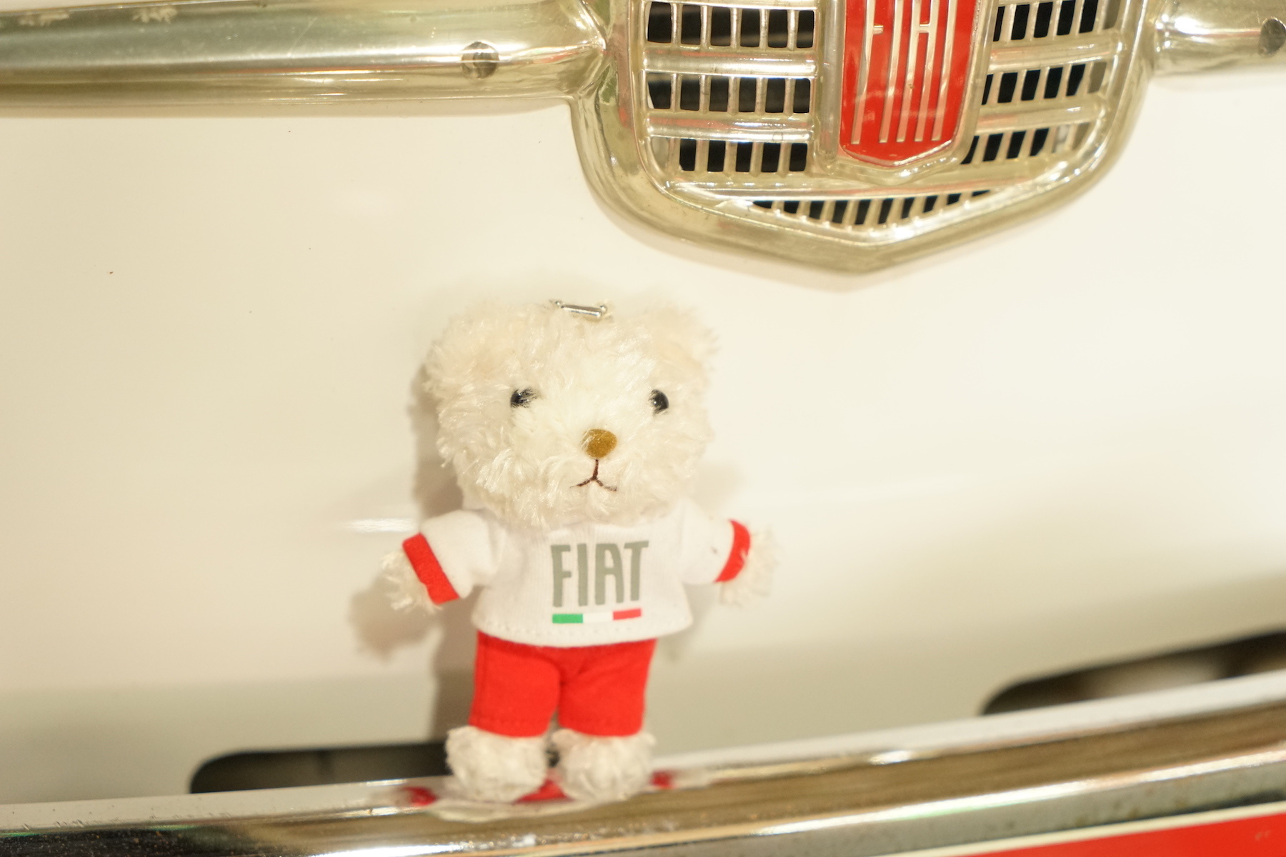 FIAT マスコットストラップ