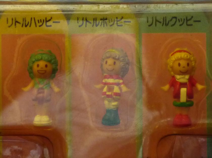 エンジェルポケット 人形7体セット 新品