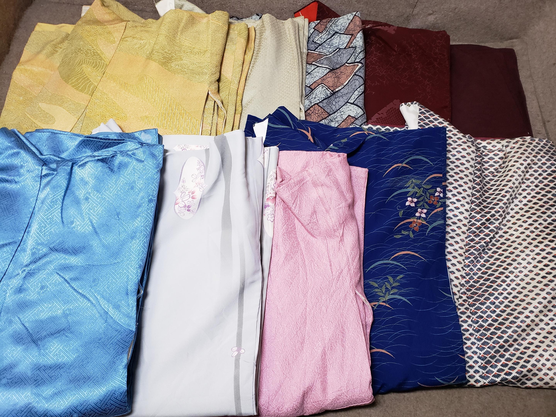 ★在庫放出★着物●大量/まとめ売り/仕入れ/卸/福袋/リメイク/材料