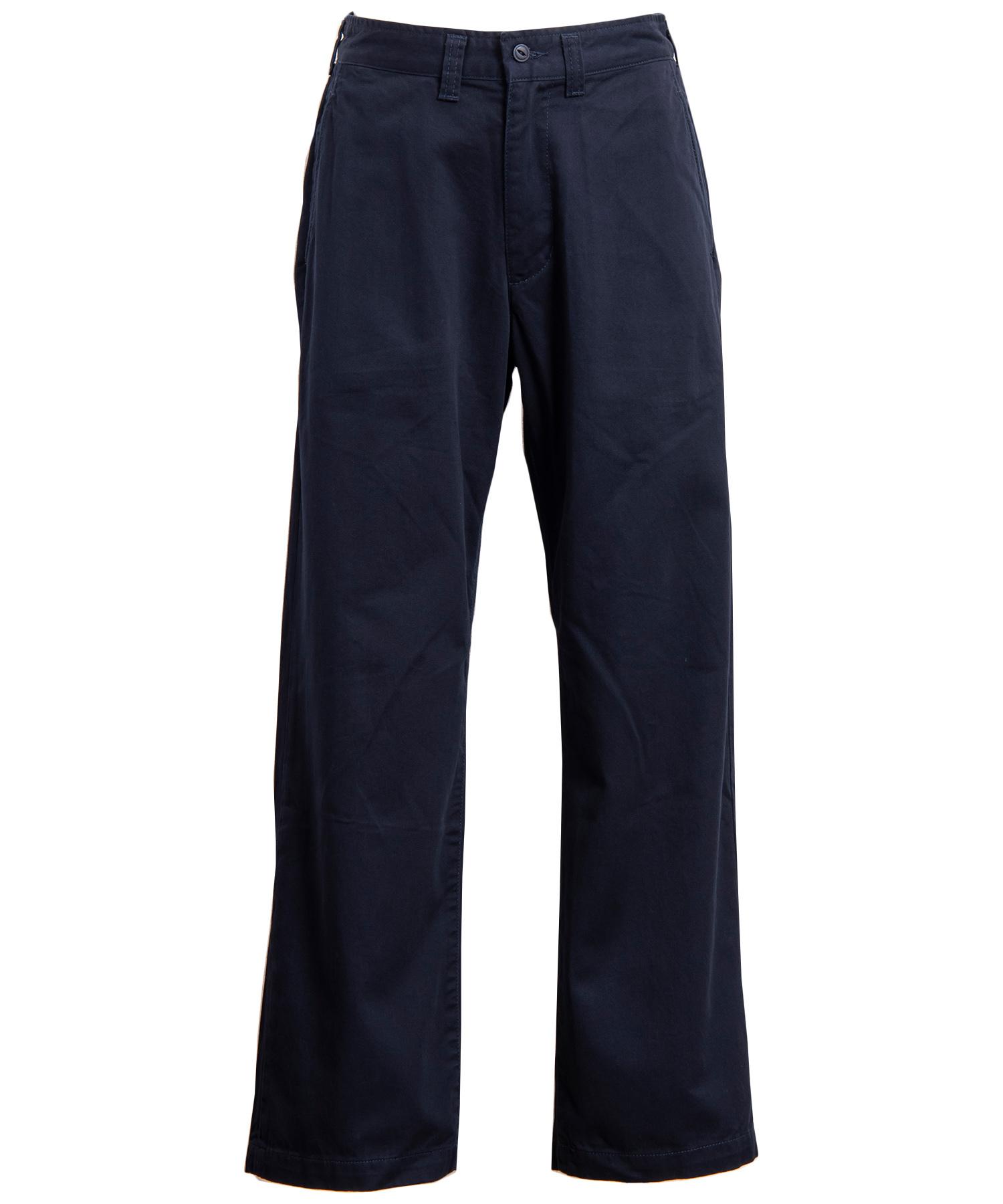 WIDE CHINO PANTS[REP032]