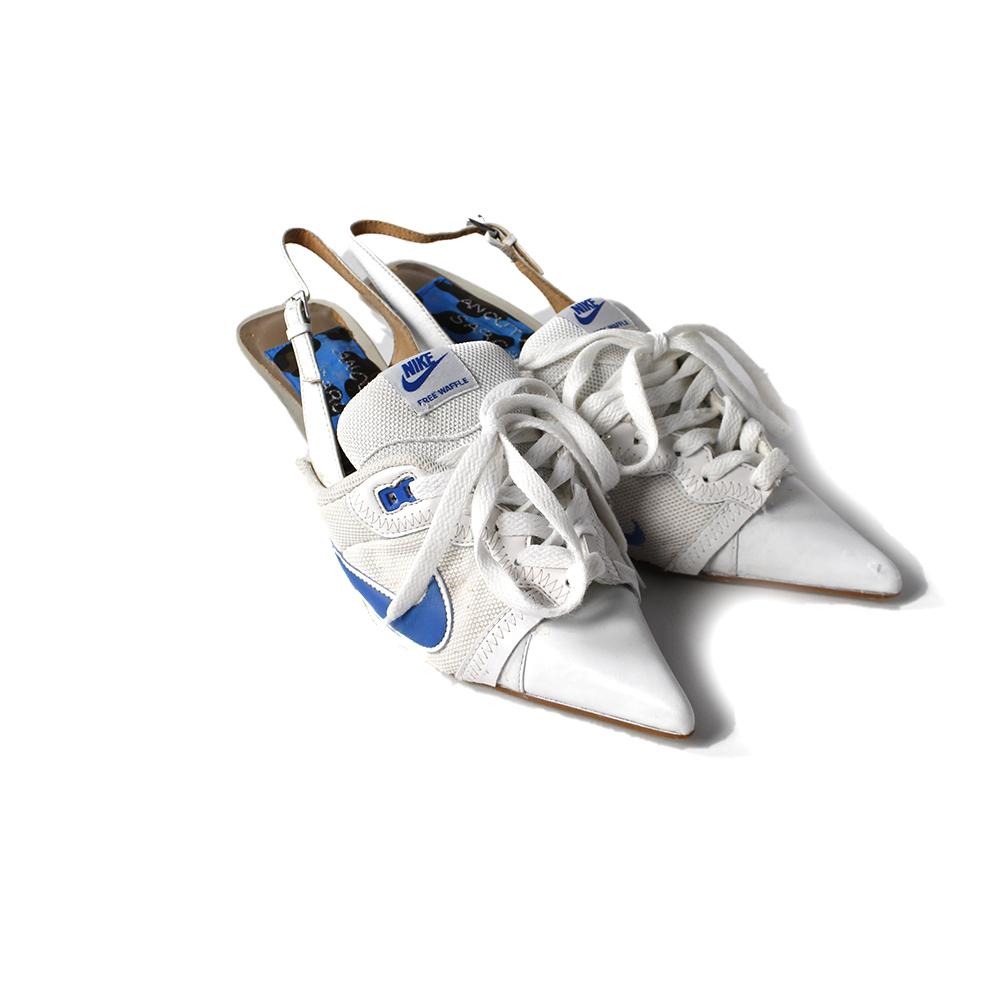 ANCUTA SARACA  white shoes size38