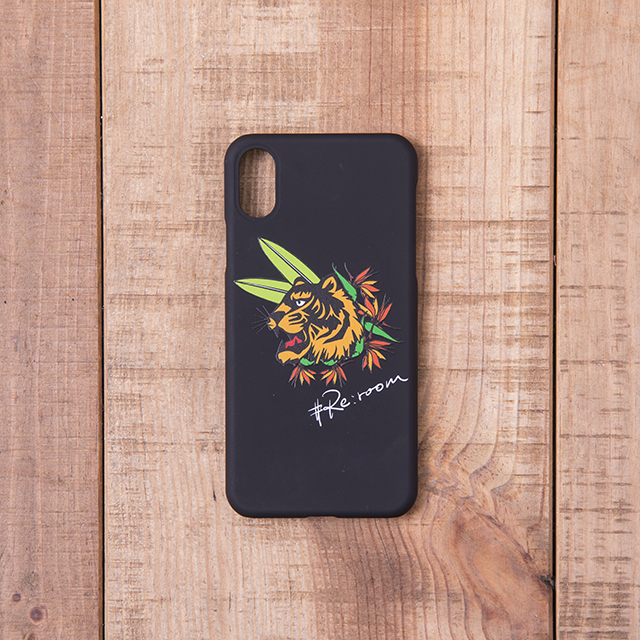 TIGER SURF iPhoneX CASE[REG063]