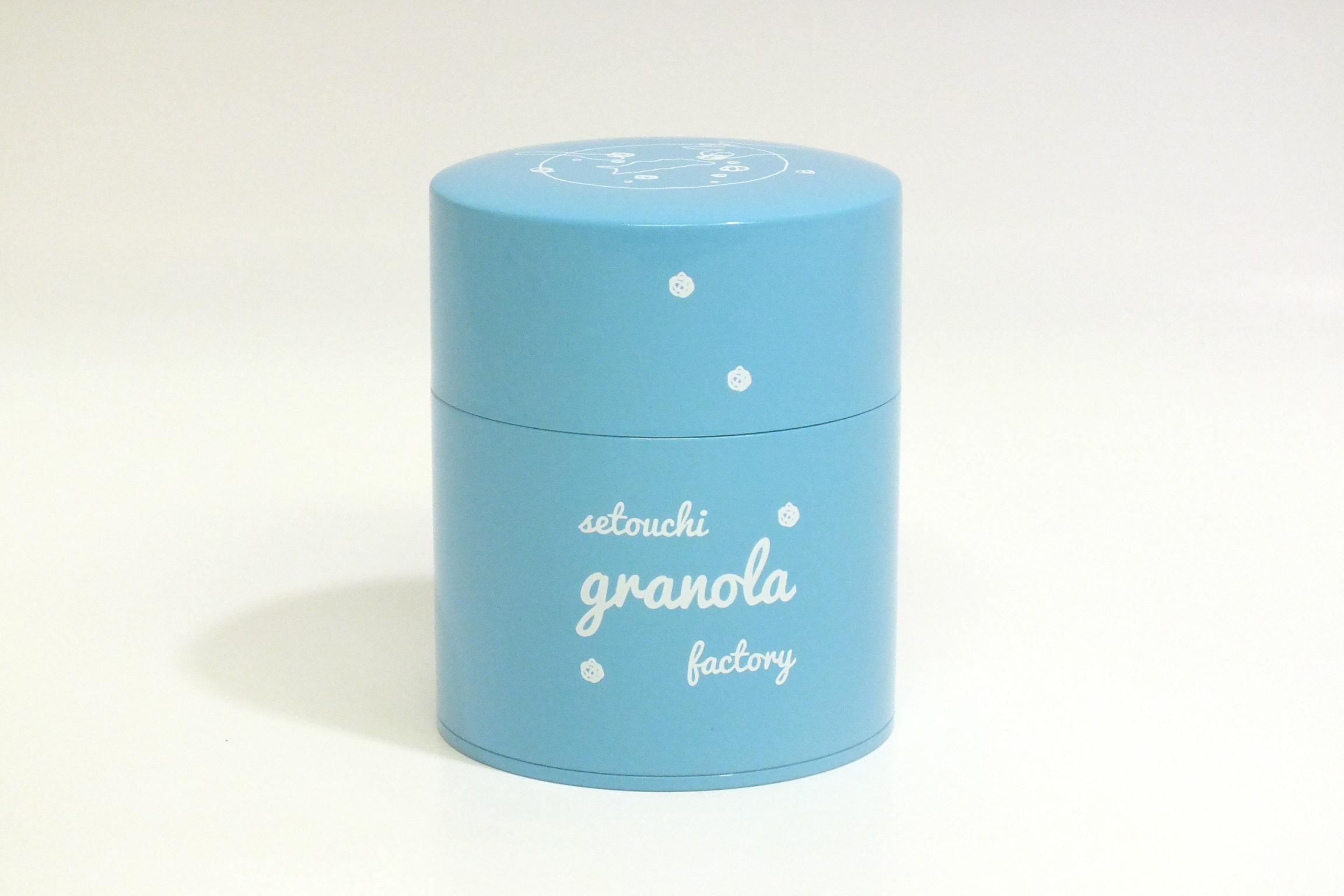 グラノーラ保存缶