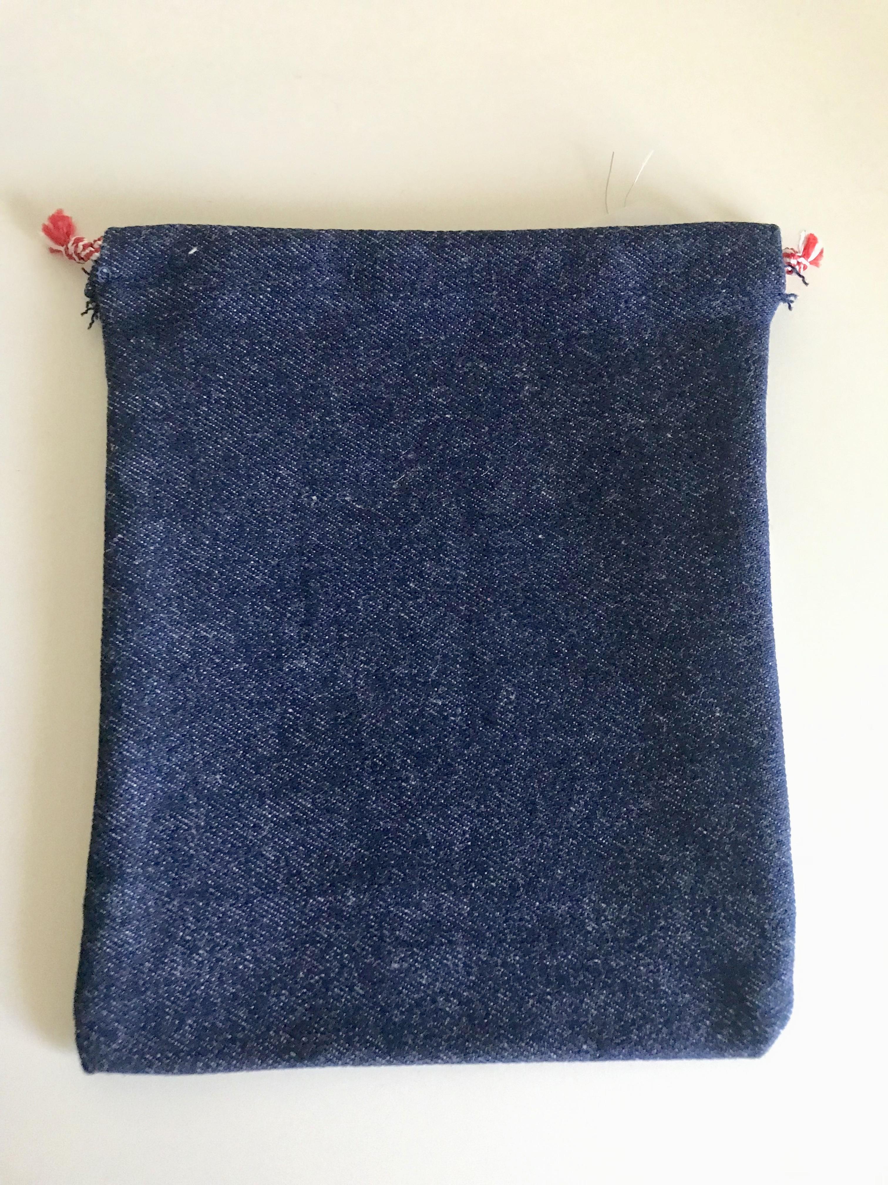 御朱印帳袋(巾着タイプ)−松8