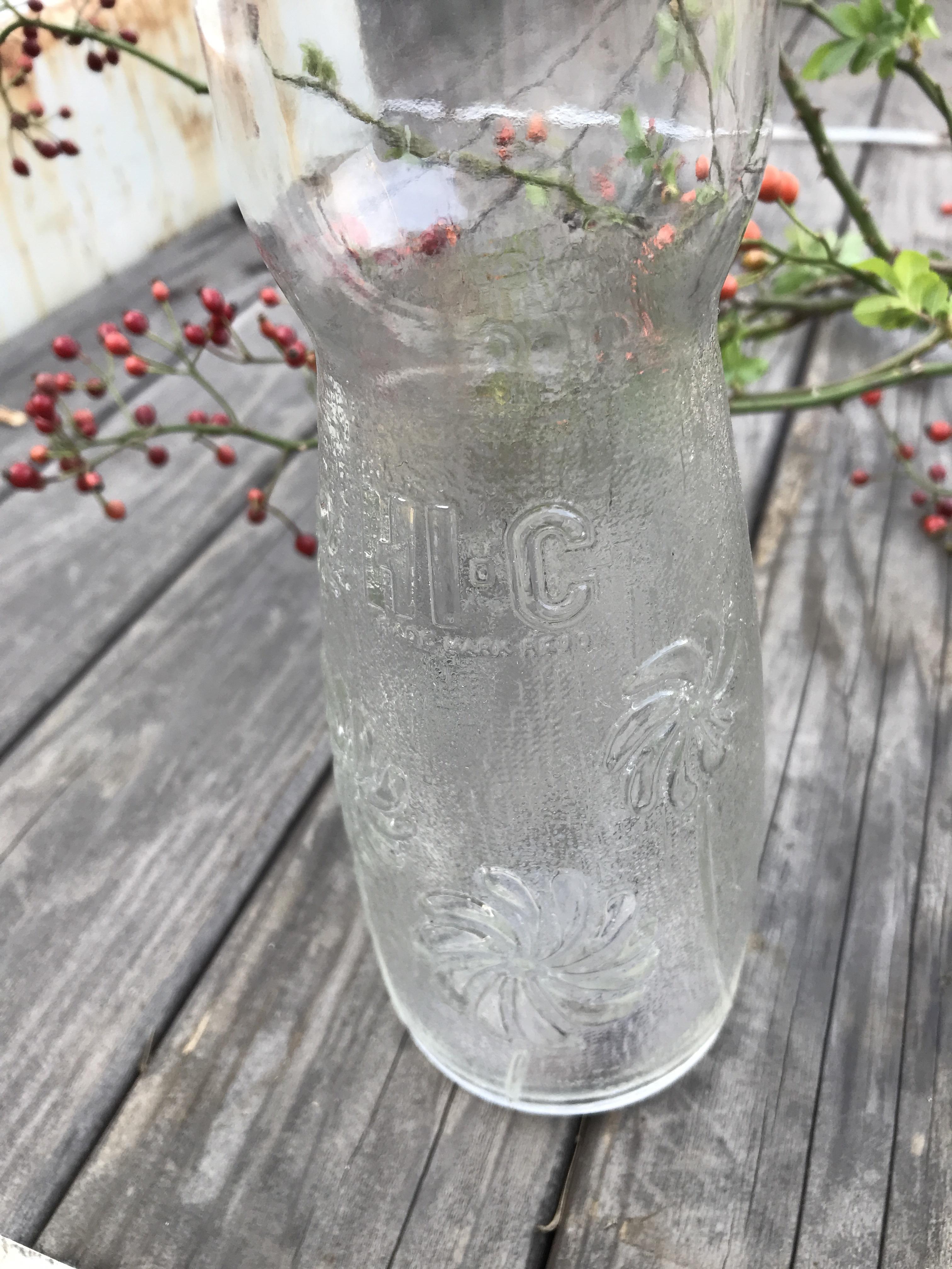 Hi-C ノベルティ瓶