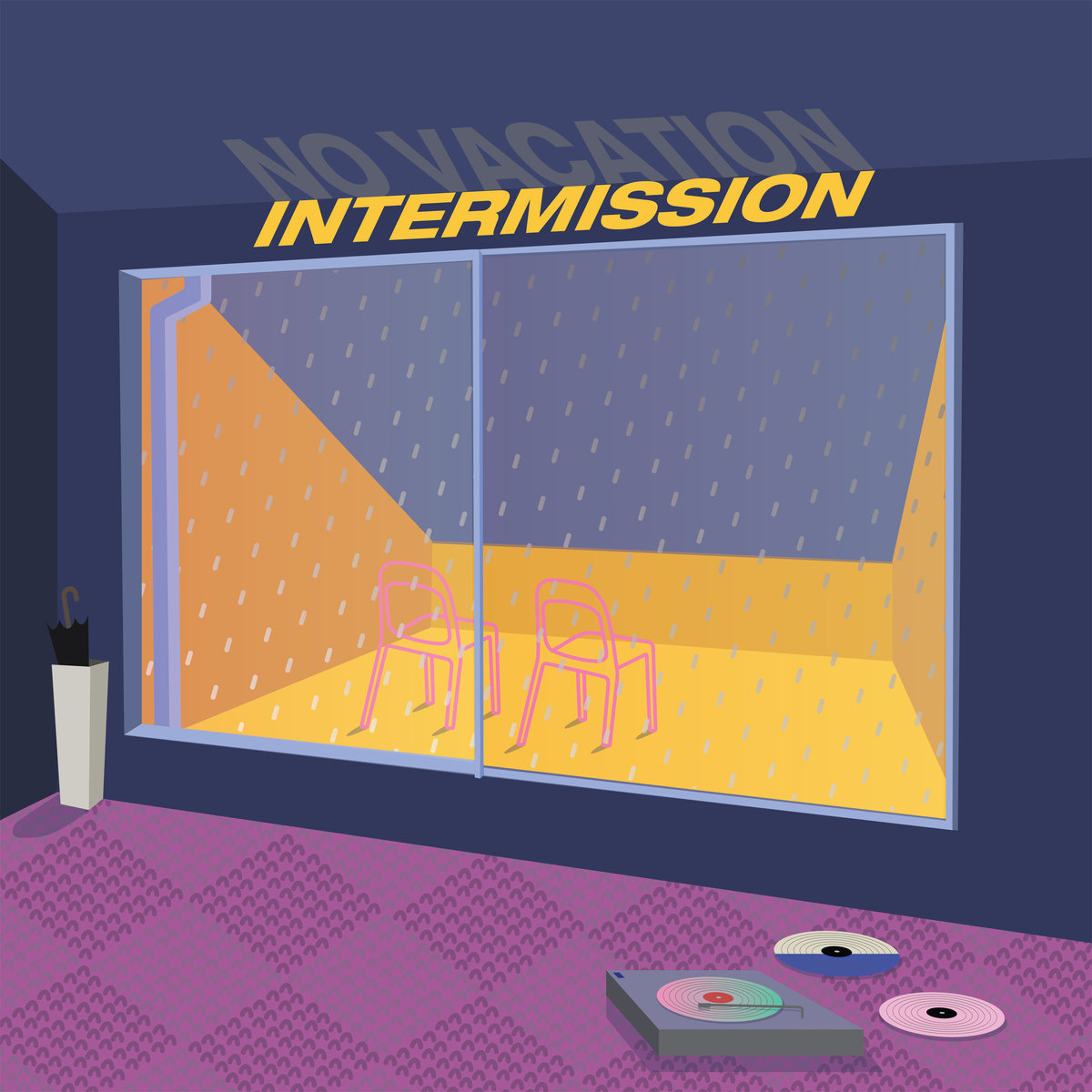 No Vacation / Intermission(300 Ltd 12inch EP)