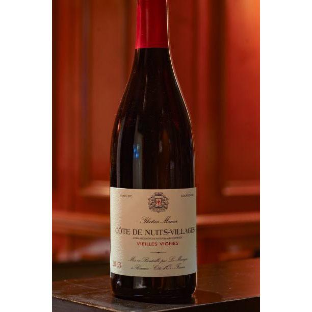 2013年 コート ド ニュイ ヴィラージュ 赤ワイン
