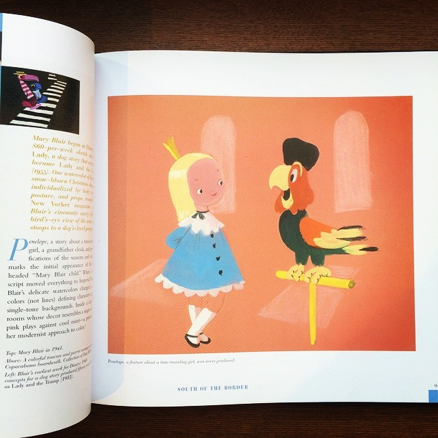 画集「The Art and Flair of Mary Blair」 - 画像3