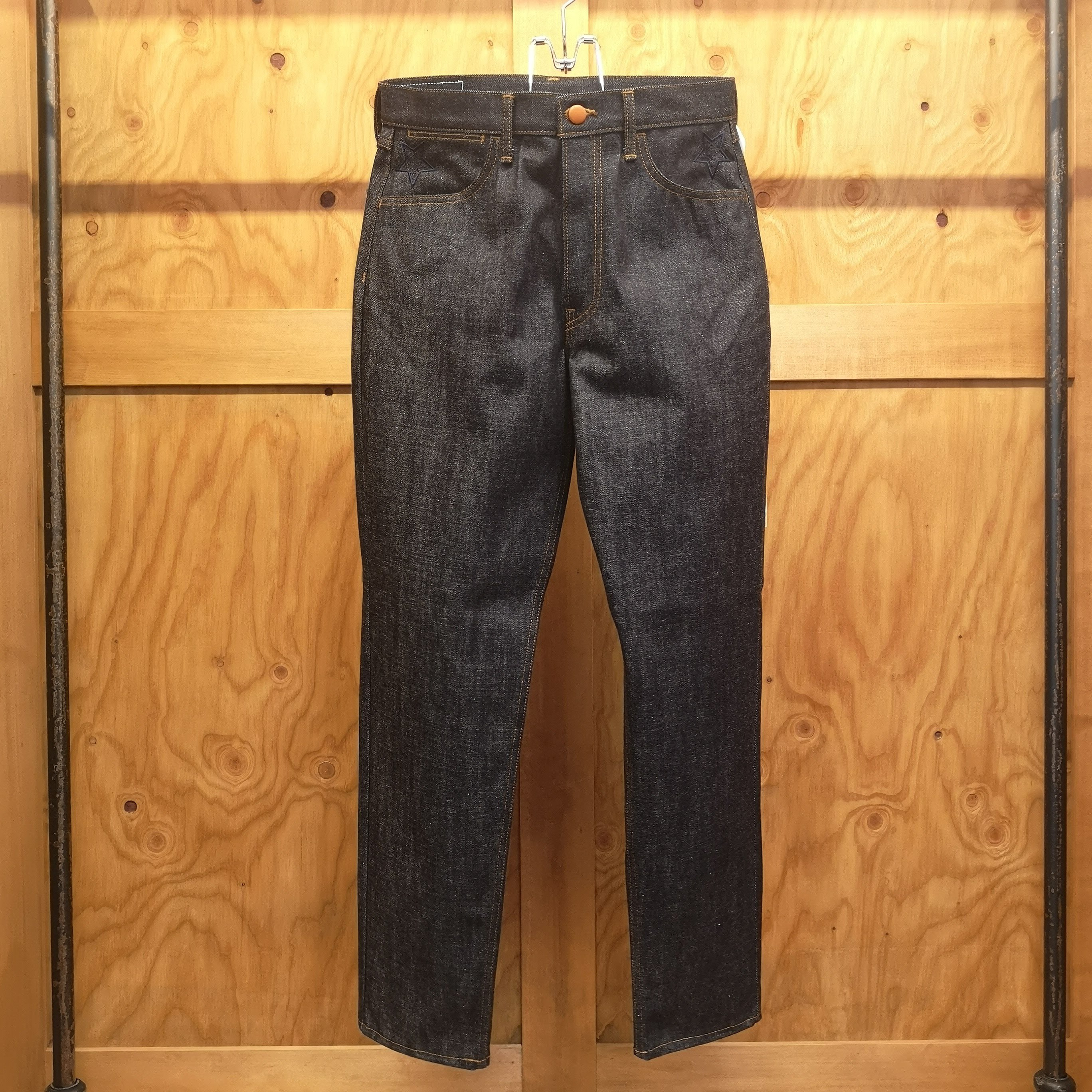 sd.0004AW18 : lone star new loose fit jean.