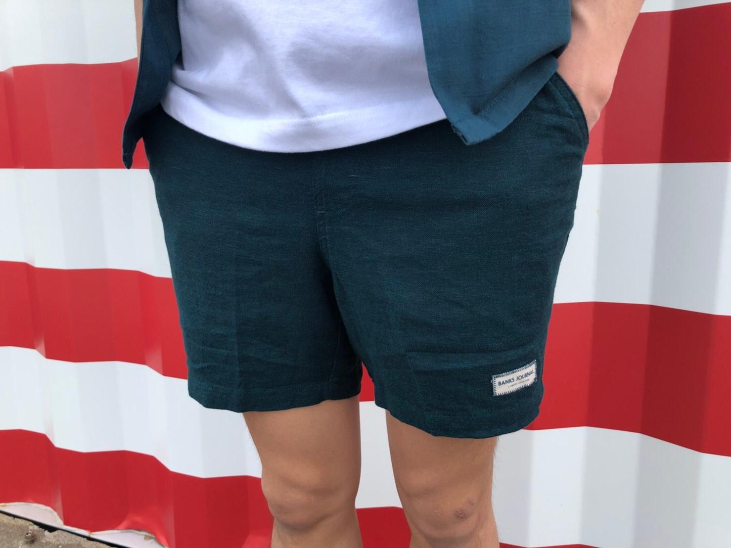 BANKS shorts