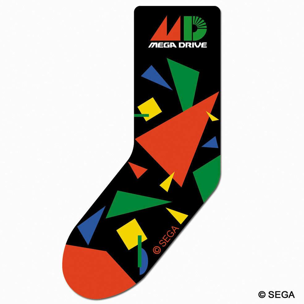 メガドライブ ソックス -MID- / GAMES GLORIOUS