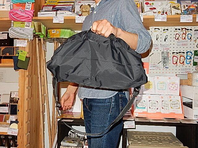 レジ袋有料化に効くエコバック!シュパット2wayバッグ
