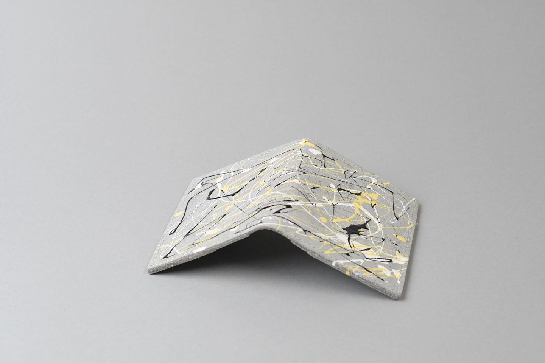 カードケース □drip グレー□ ittemmono - 画像4