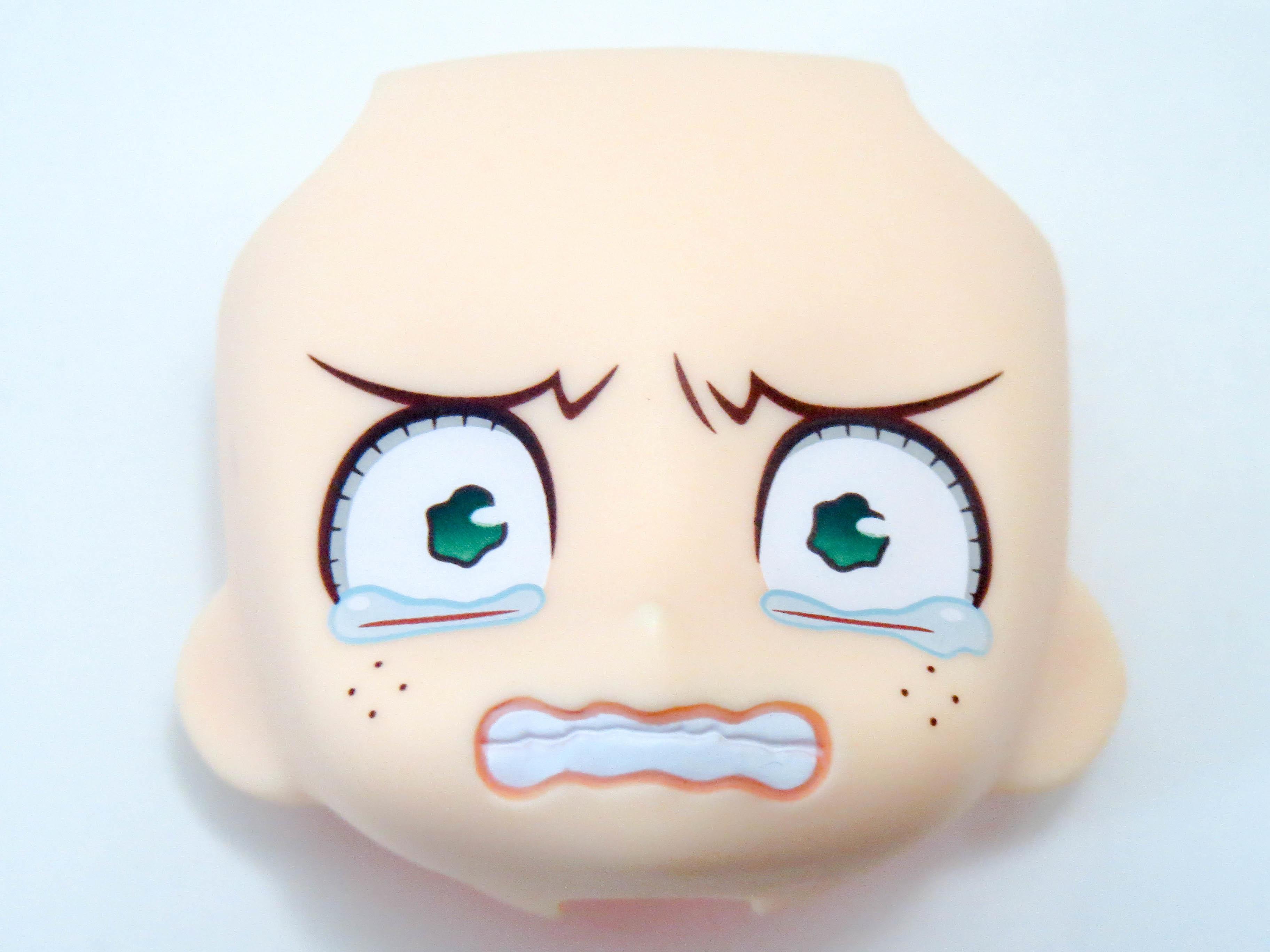 【686】 緑谷出久 顔パーツ 泣き顔 ねんどろいど