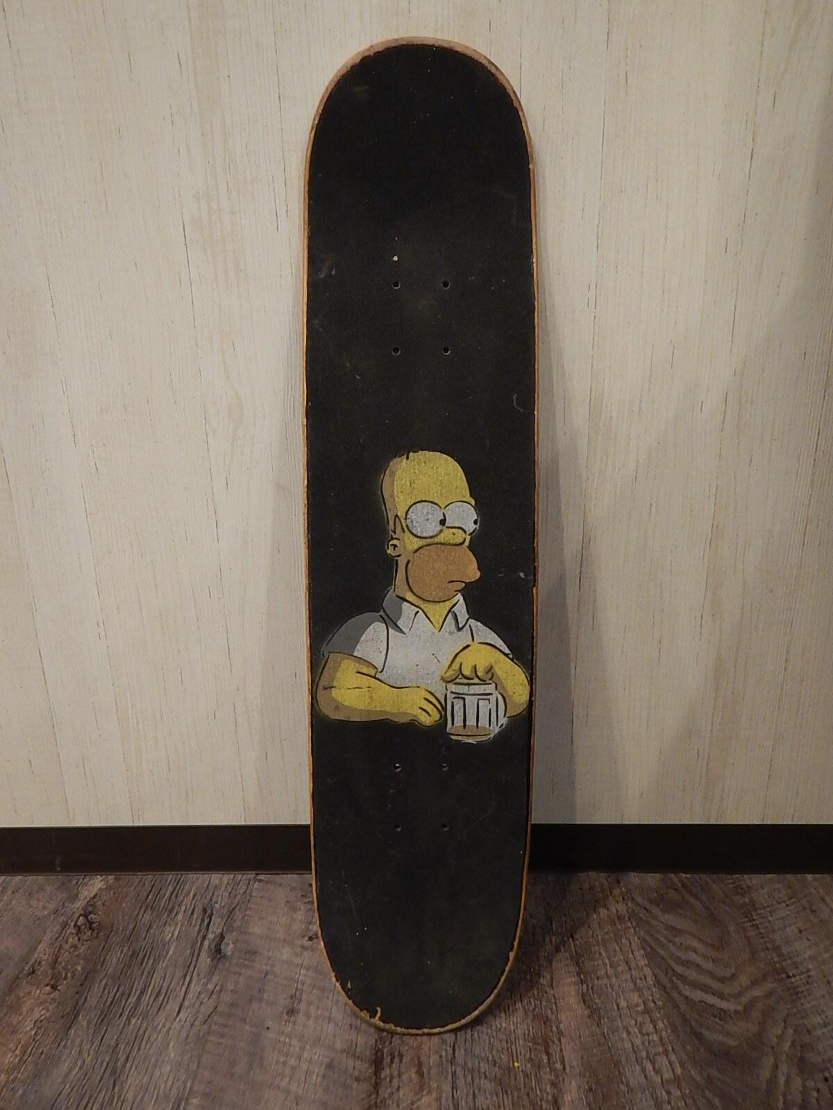 品番0730 スケートボード JUNKY'S シンプソンズ ホーマー スポーツグッズ ヴィンテージ 011
