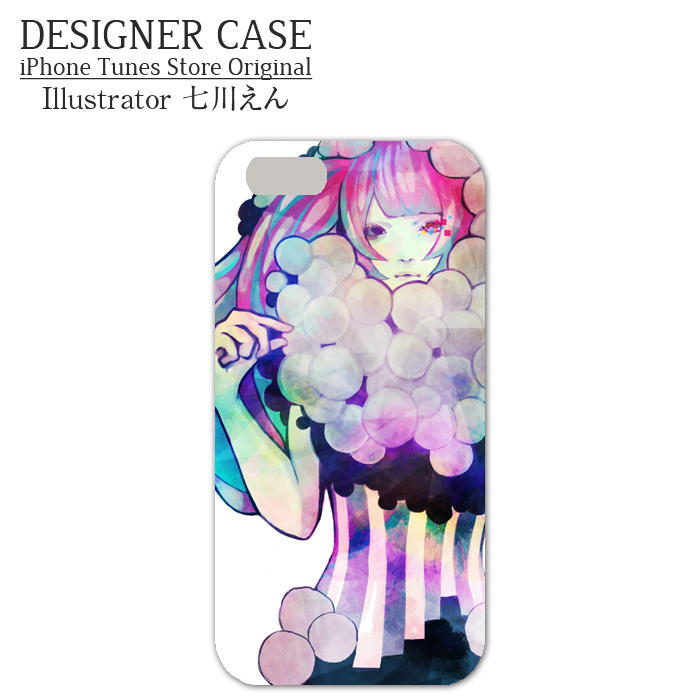 iPhone6 Soft case[yumekui sheep] Illustrator:Enn Nanakawa