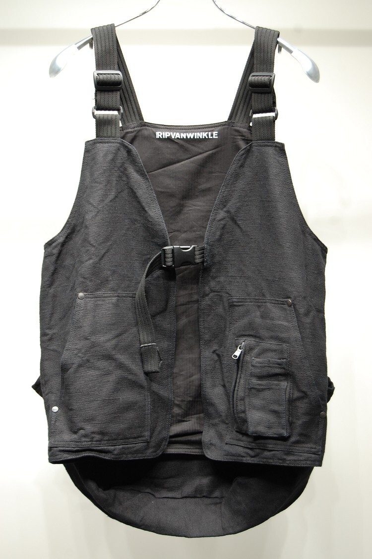 RW-231 TACTICAL VEST BLACK