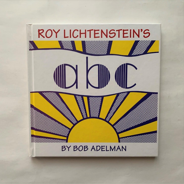 Roy Lichtenstein's ABC  / ロイ・リキテンスタインABCブック