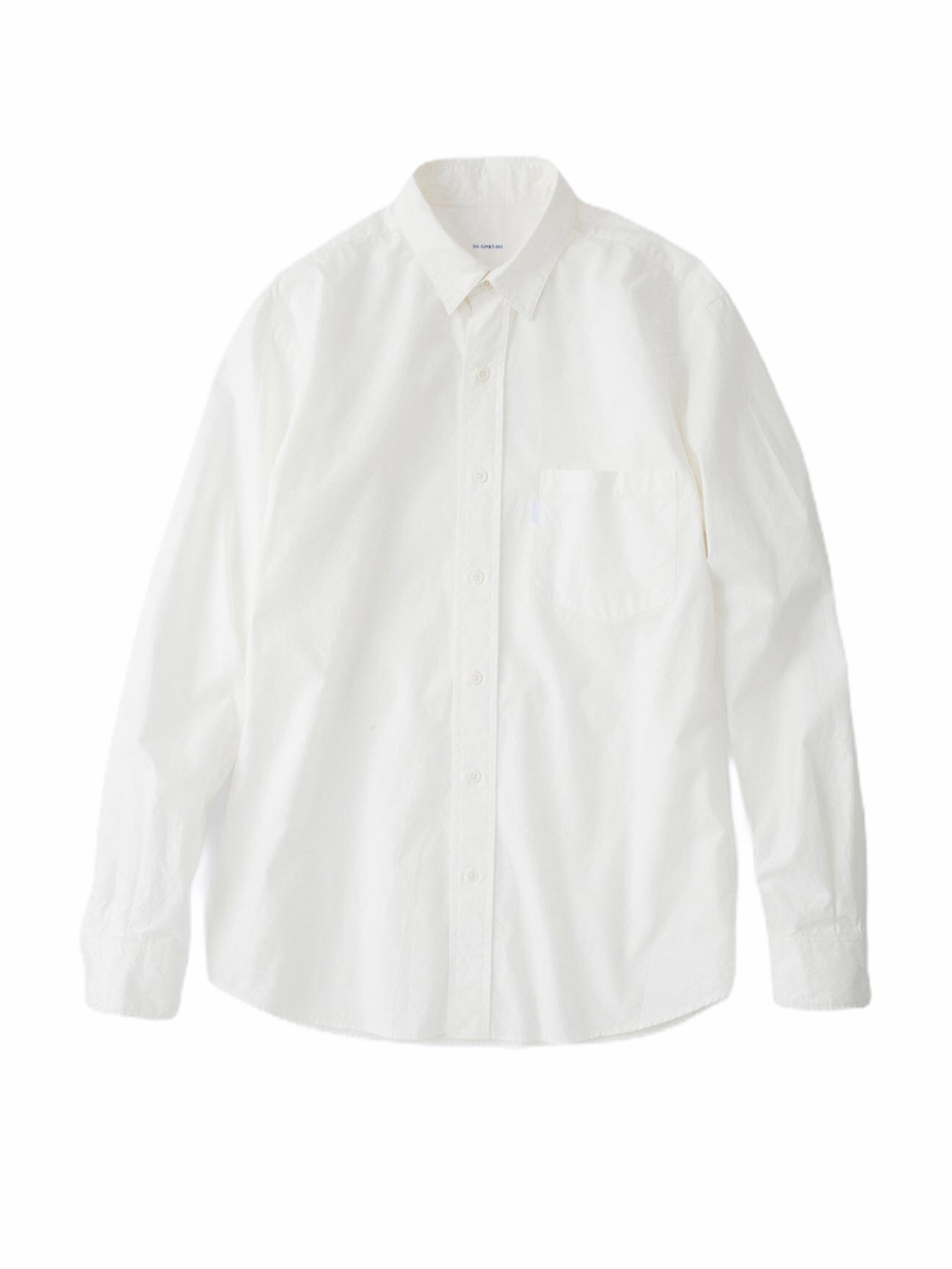 【S H】REGULAR COLLAR SHIRT