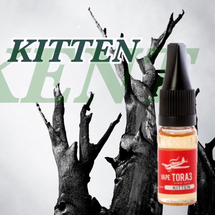 KITTEN(ケント風味) 電子タバコ リキッド 10ml VAPETORA3