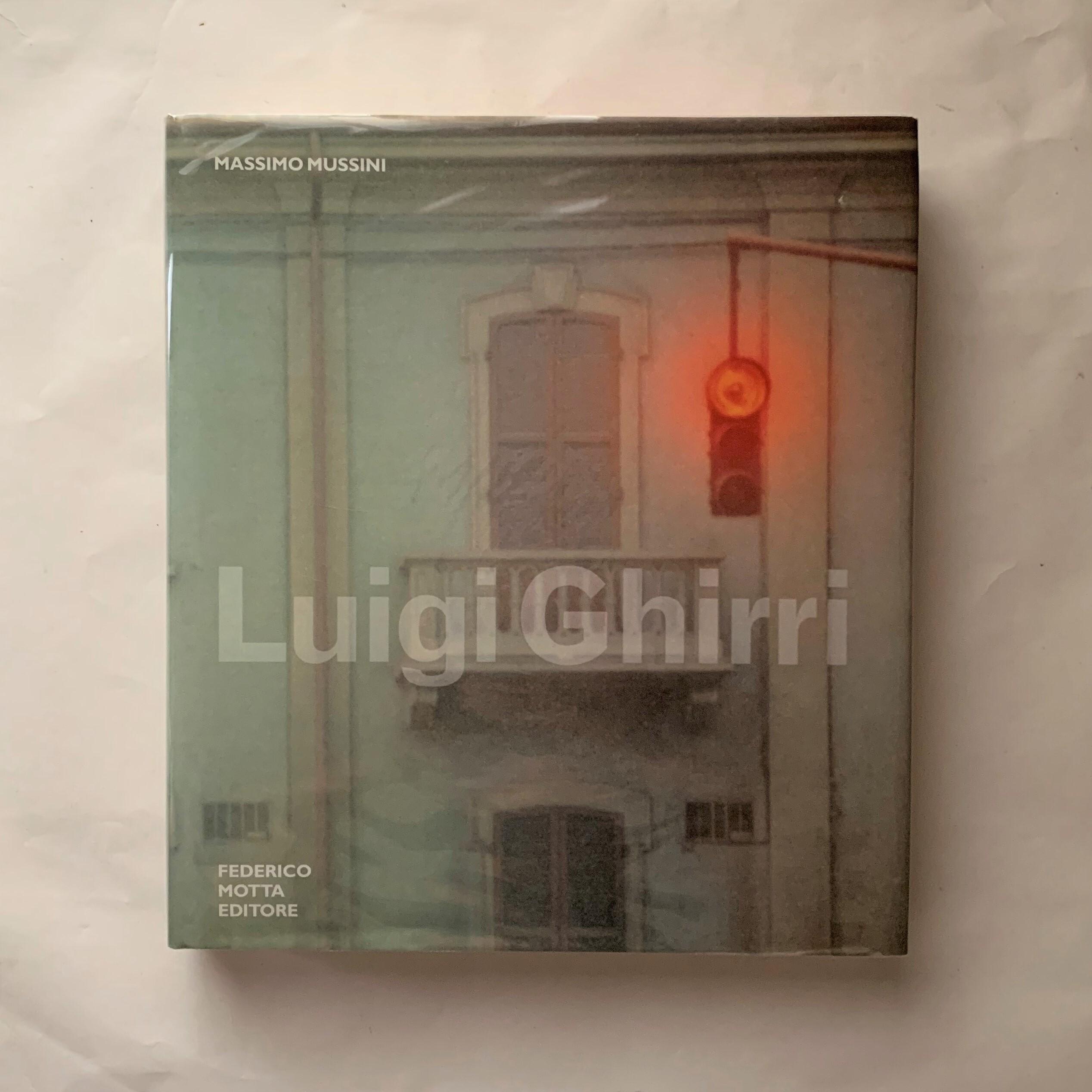 Luigi Ghirri ルイジ・ギリ / Massimo Mussini / Federico Motta Editore 2001