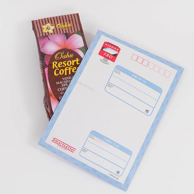 【オアフリゾートコーヒー】 チョコレートマカダミア155g×1個のみ(スマートレター送料無料)