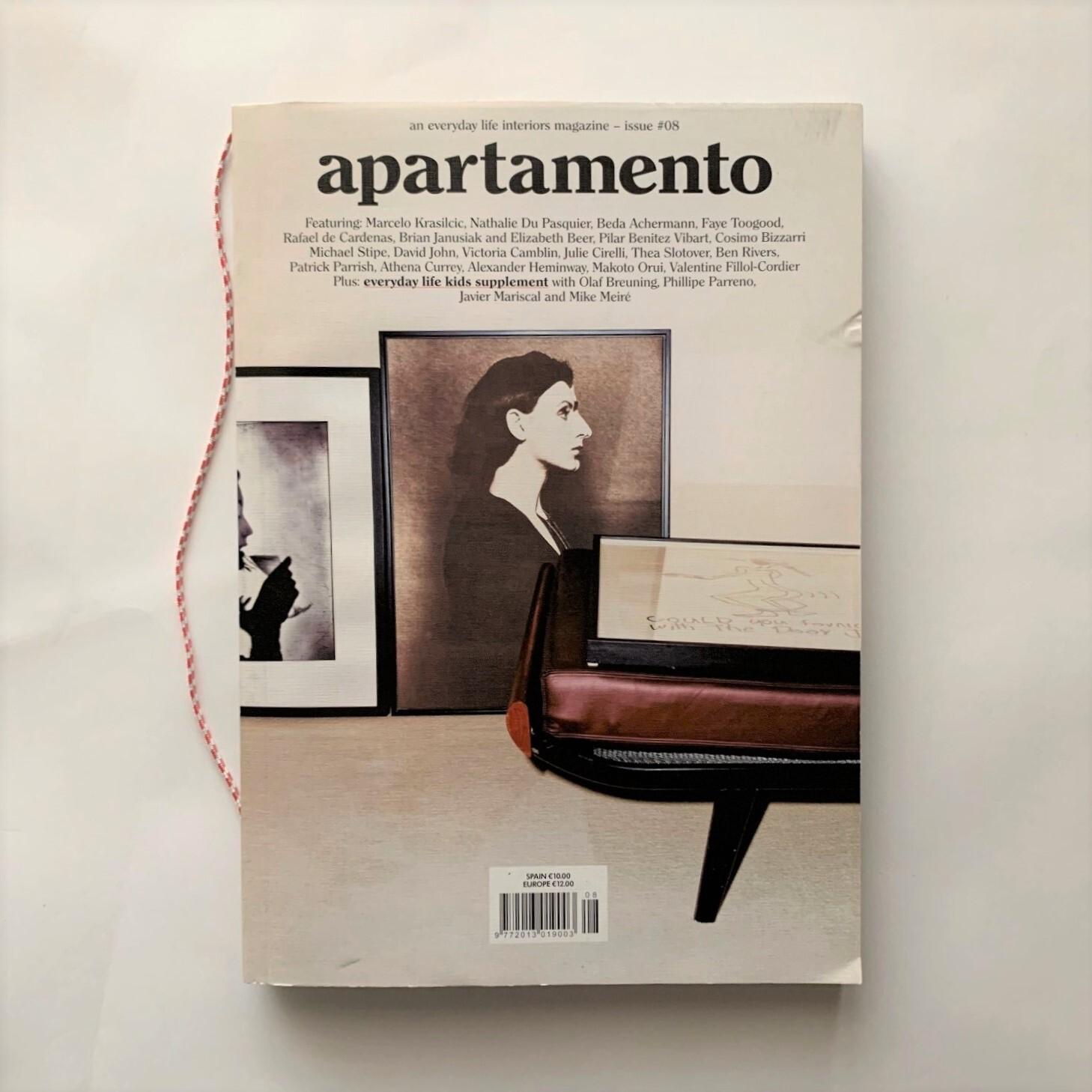 Apartamento No.8 / Apartamento Magazine