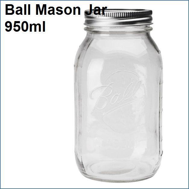 メイソンジャー 950ml