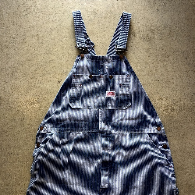 Round House 70's Hickory Overall #BT-194
