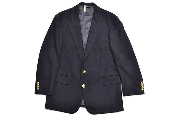 POLO Ralph Lauren NAVY jacket gold botton