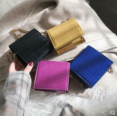 Colorful Compact Bag