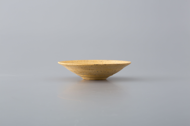 Shallow bowl:S (黄) / 大澤 哲哉