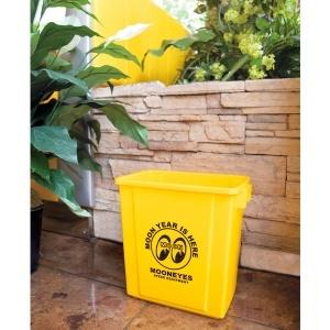MOONEYES/ムーンアイズ「トラッシュビン・イエロー」ゴミ箱