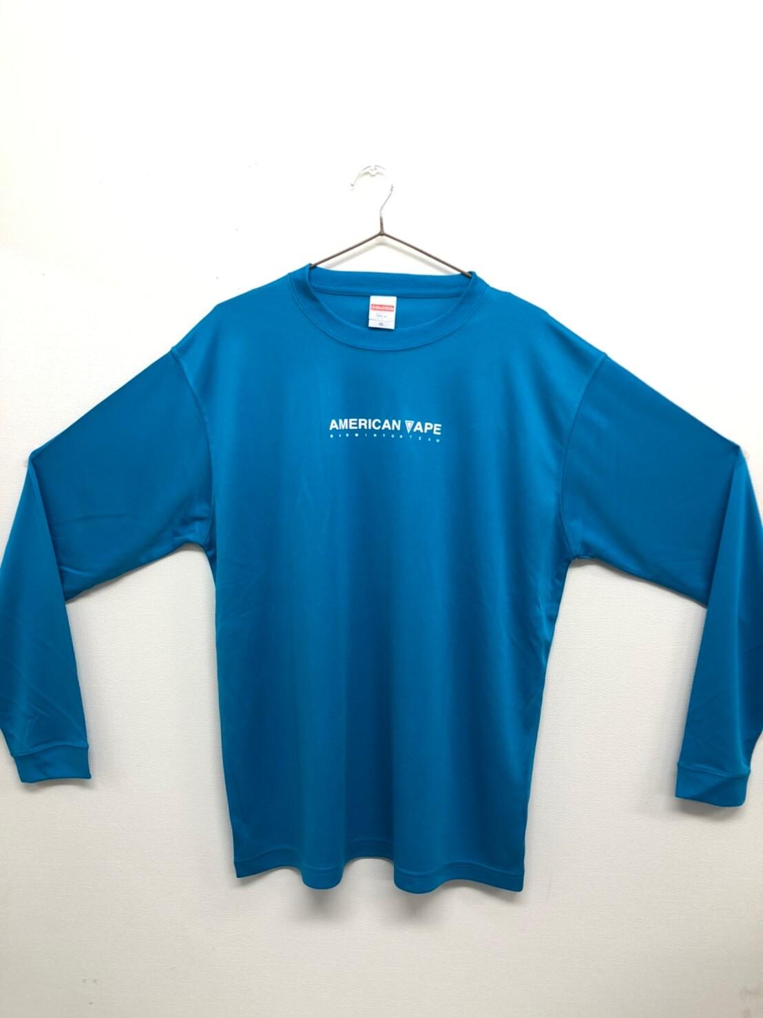 2019 S/Jリーグ戦記念オリジナルロングTシャツ(ターコイズブルー)