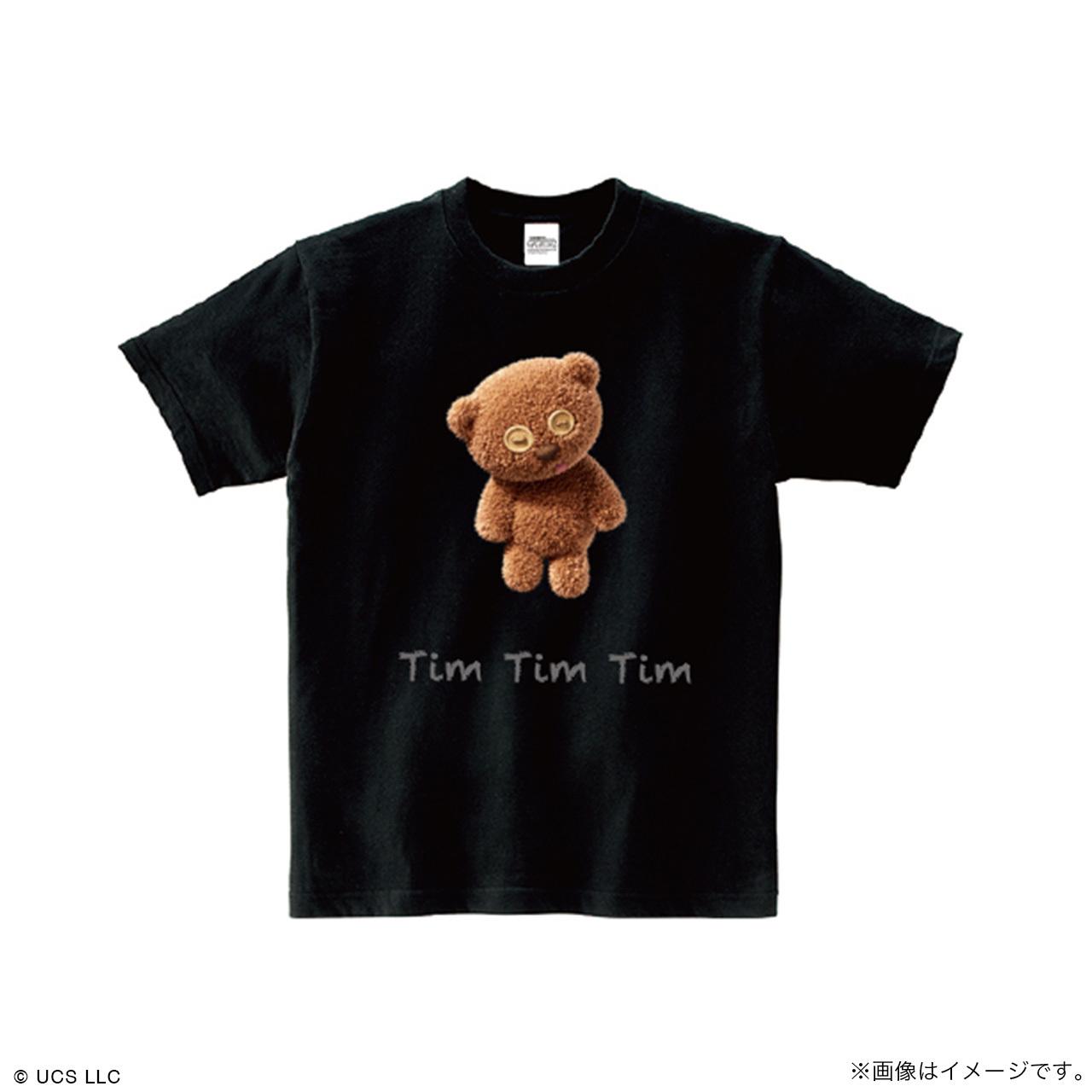 キッズTシャツ/ミニオン(Tim ブラック)【MINIONS POP UP STORE 限定】