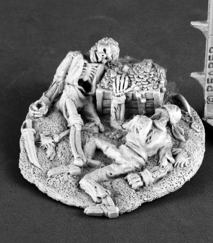 命あっての物種(白骨死体と宝の山) - 画像2