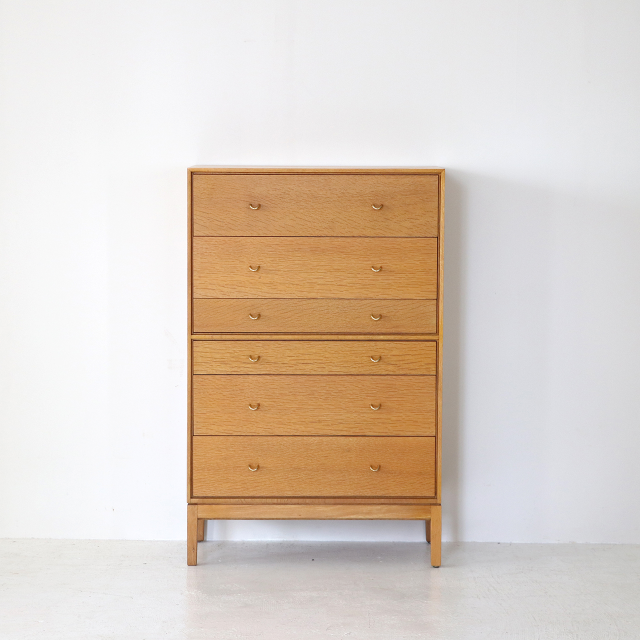 6Drawers chest / John & Sylvia Reid for Stag