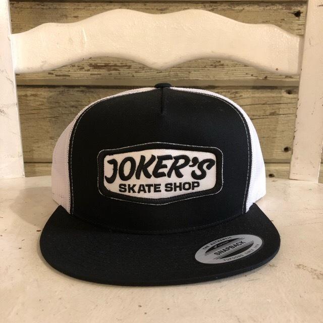 JOKER'S SKATE SHOP #Logo Mesh Cap